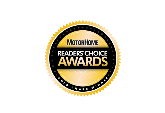 Readers Choice Gold Award Winner