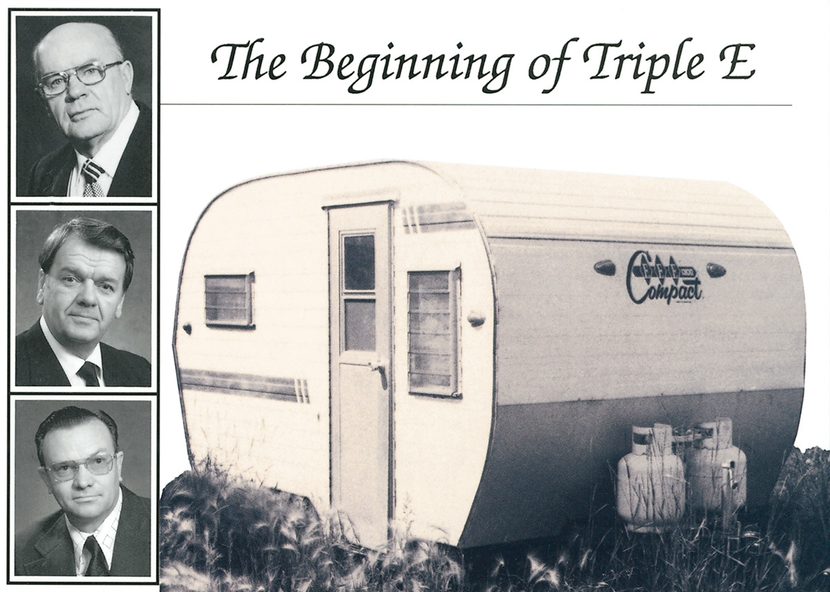 The beginning of Triple-E