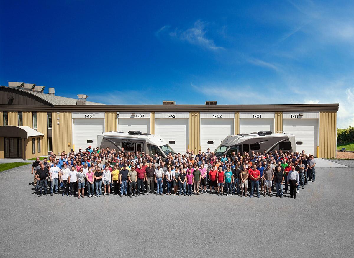 Triple E 50th Anniversary Staff