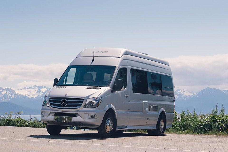Free Spirit Ss Past Models Leisure Travel Vans