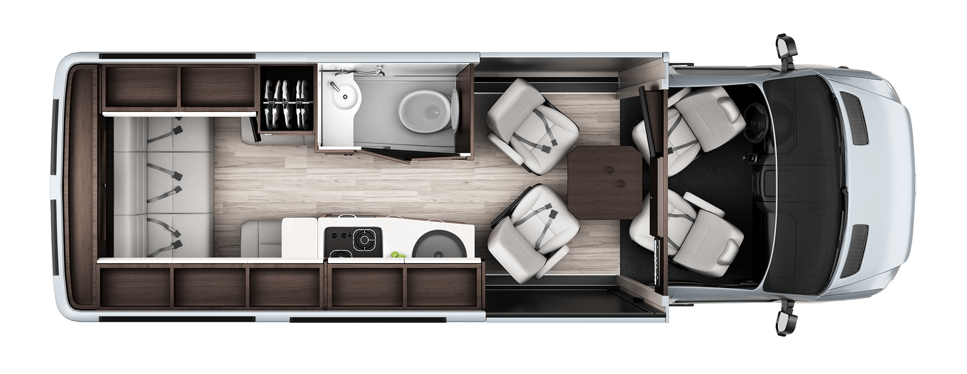 Free Spirit TE Floorplan