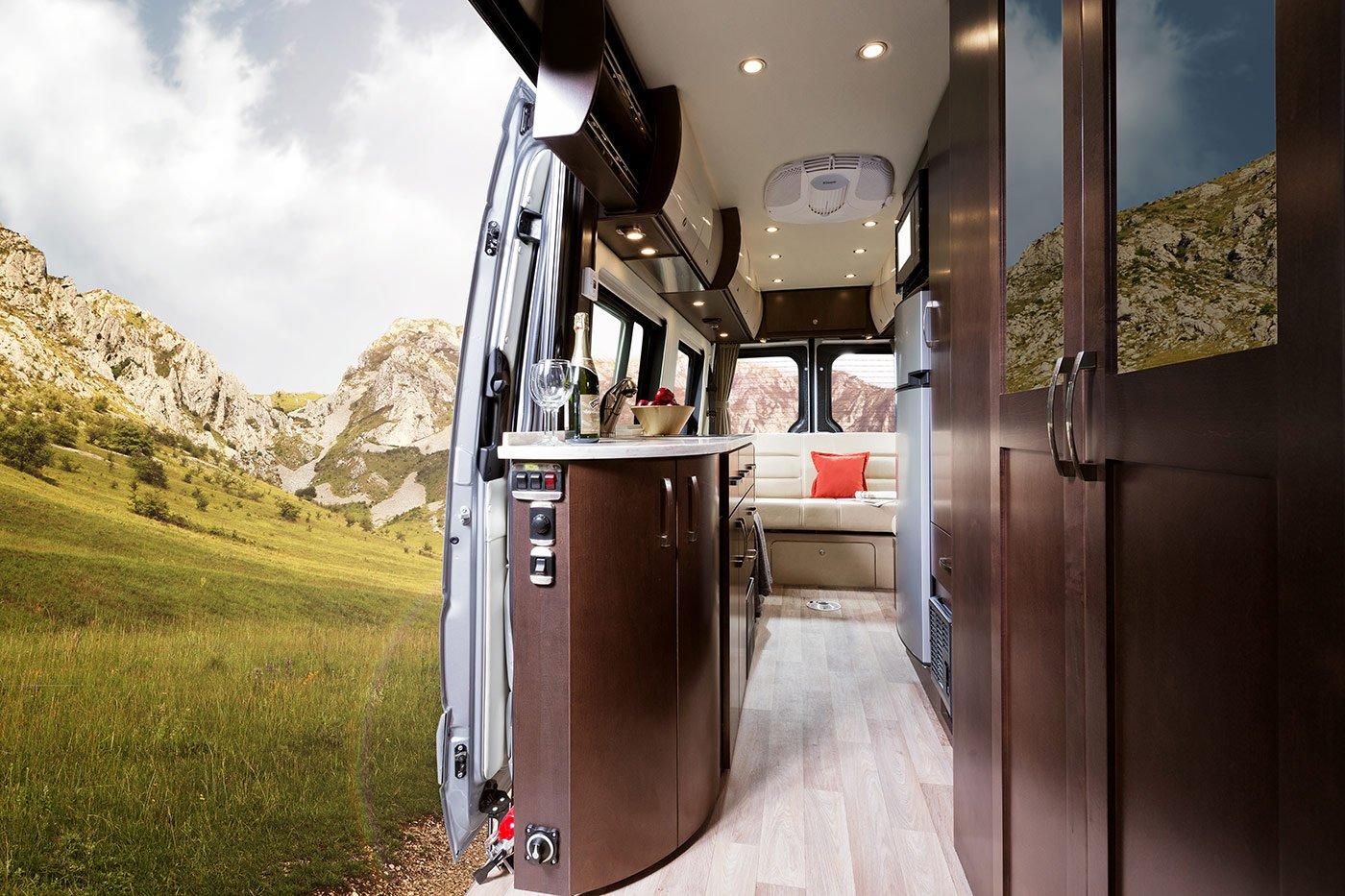 Leisure Travel Vans Free Spirit Class B RV