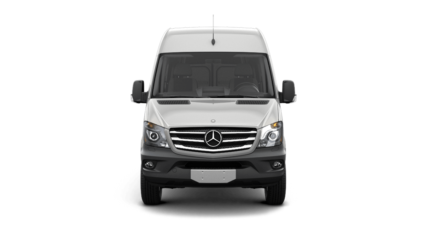 Powered By The Mercedes Benz Sprinter