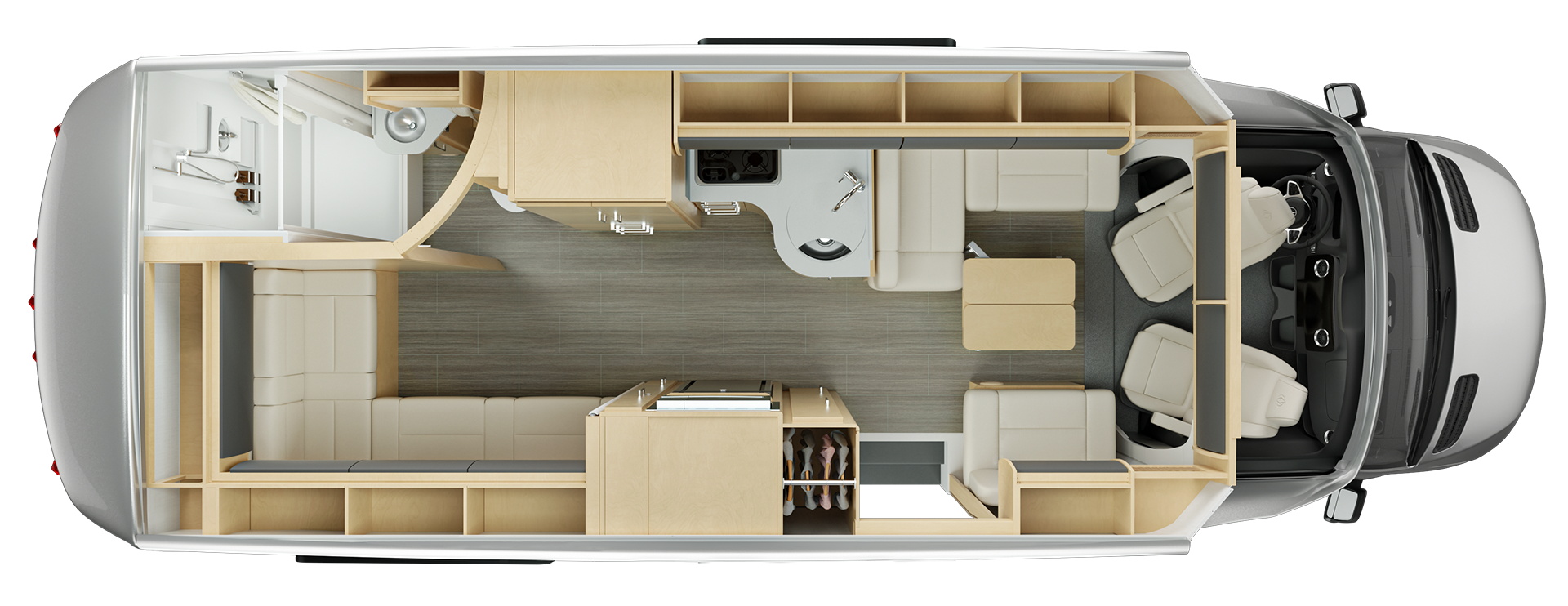 Serenity Floorplan