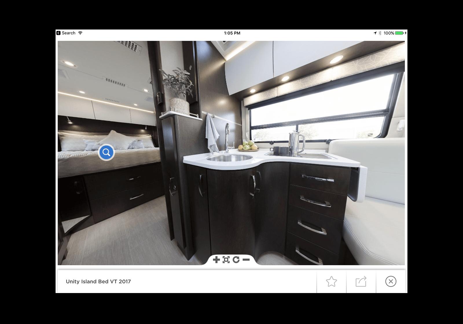 Experience a virtual tour