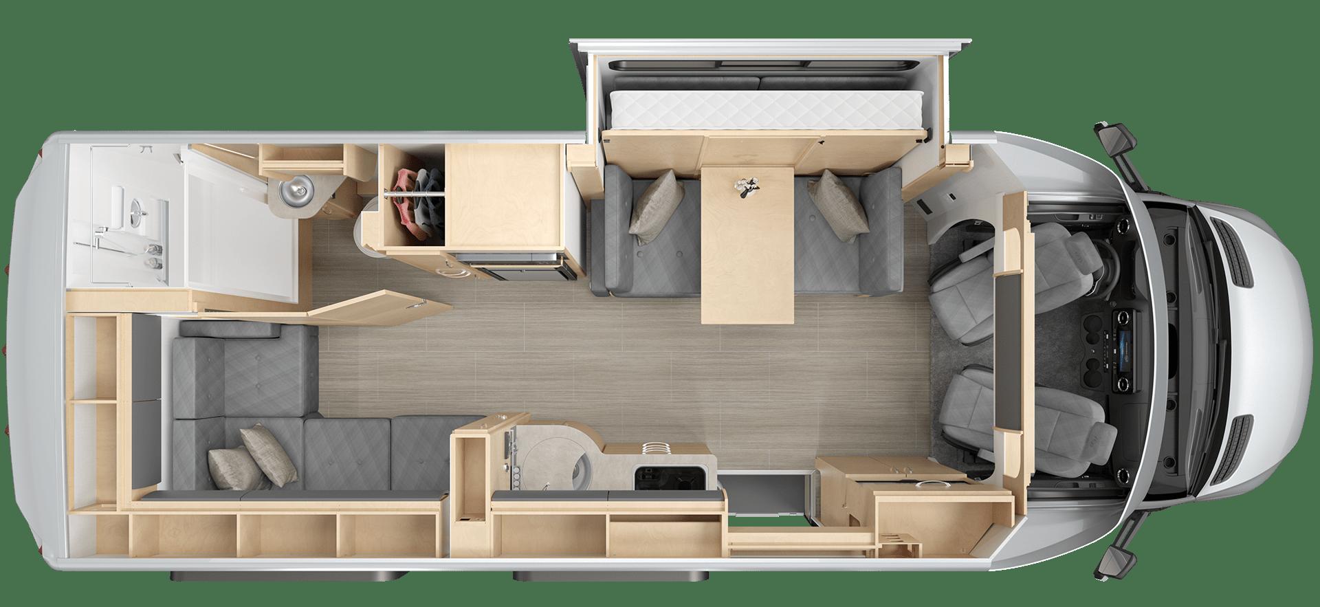 Unity FX Floorplan