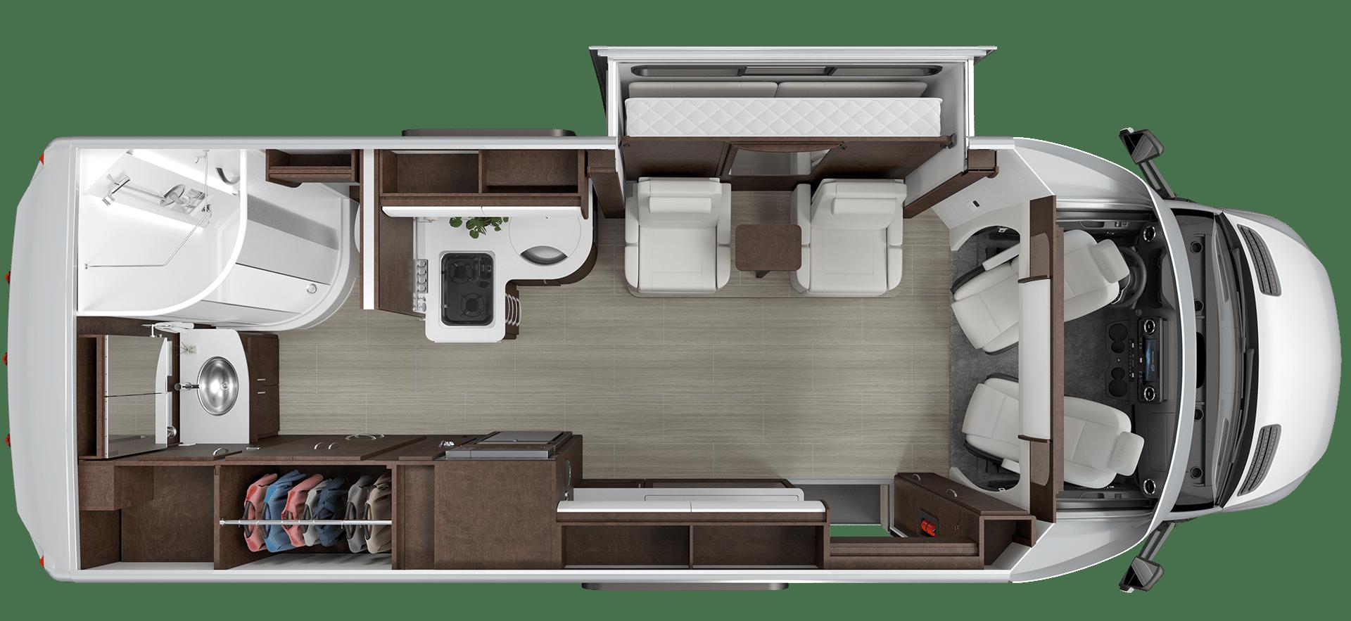 Unity MB Floorplan