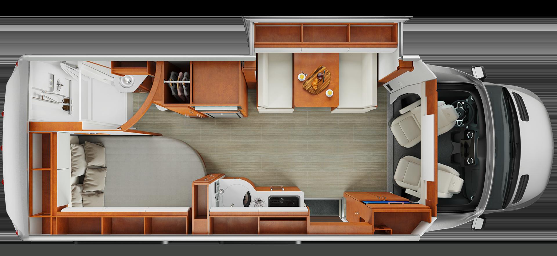 Unity CB Floorplan