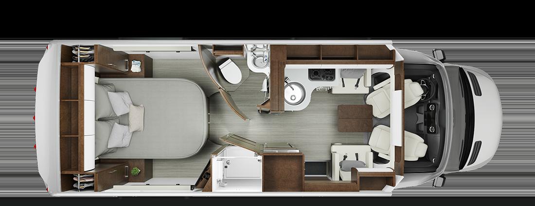 Unity IB Floorplan