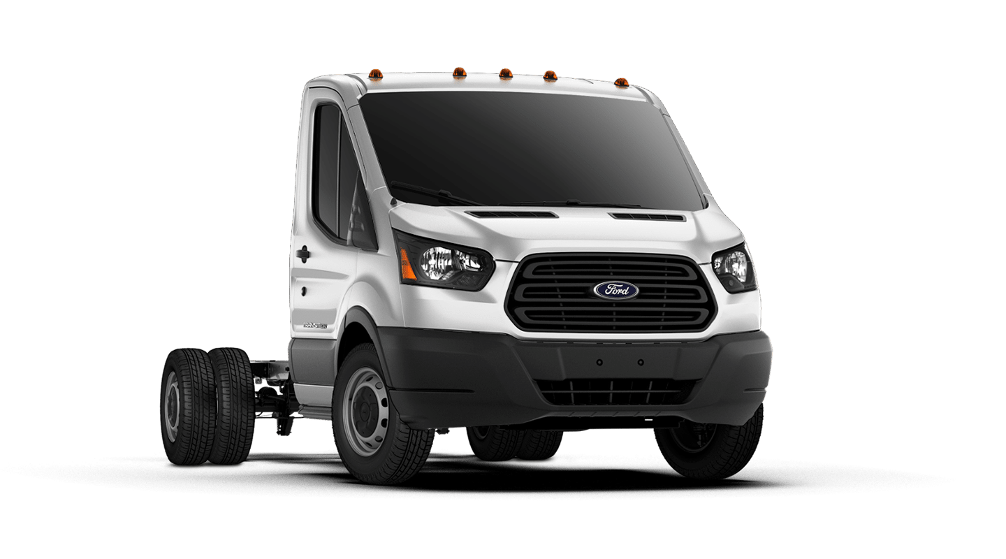Powered by the Ford Transit - Leisure Travel Vans