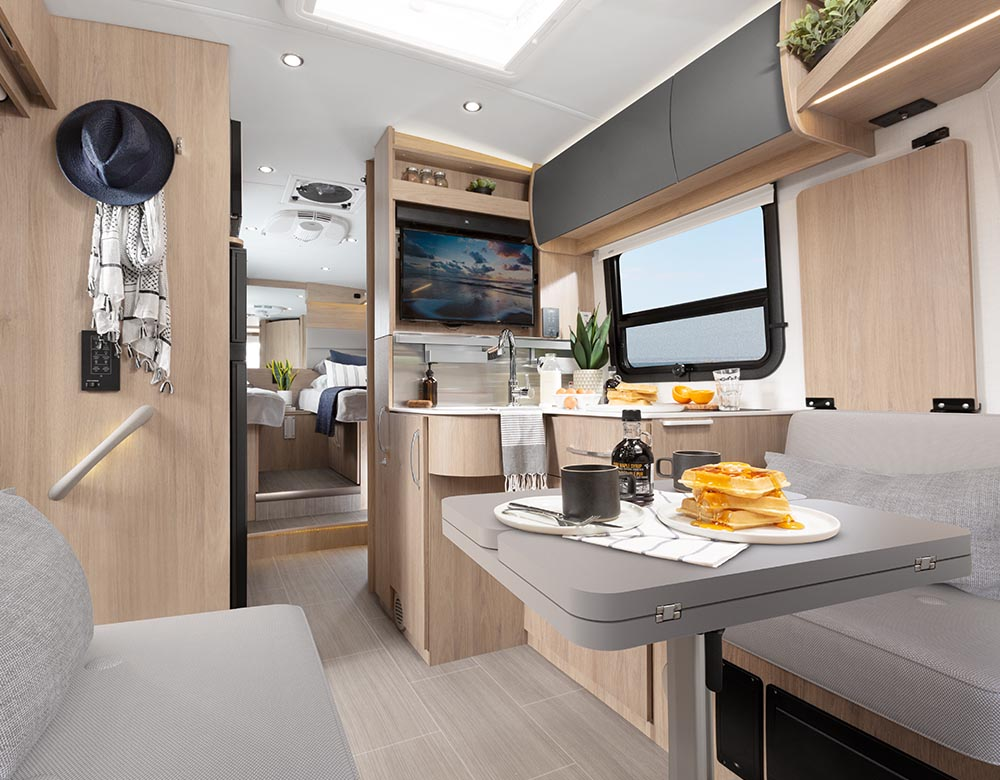 Modern Interior Cabinetry on the Wonder RTB