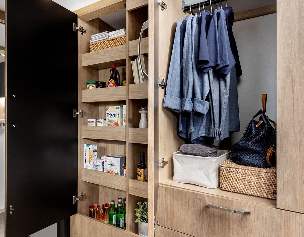 Wonder Closet Storage Space