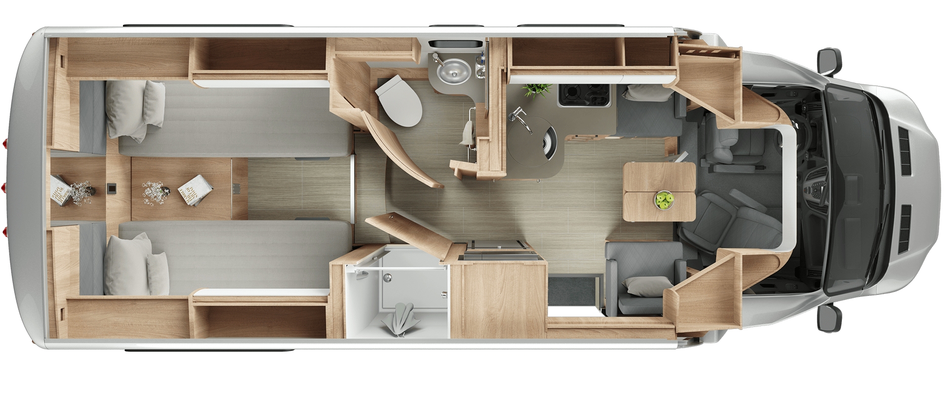Wonder RTB Floorplan