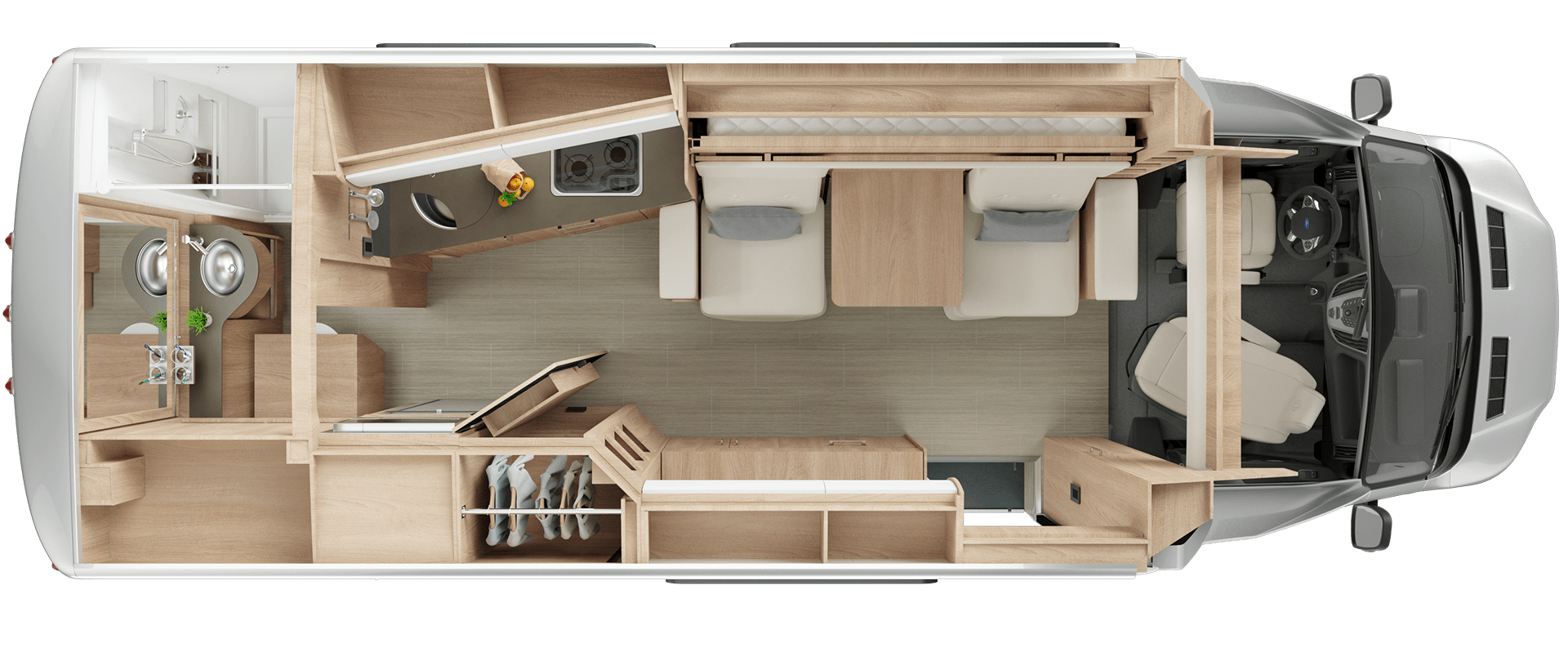 Wonder Floorplan
