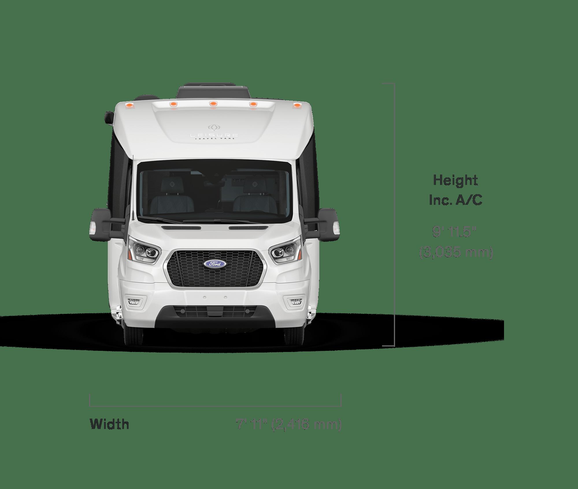 Wonder Class C Rv Leisure Travel Vans