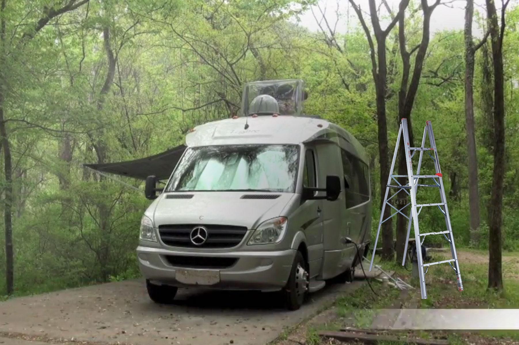 Unity U24IB e Year Leisure Travel Vans
