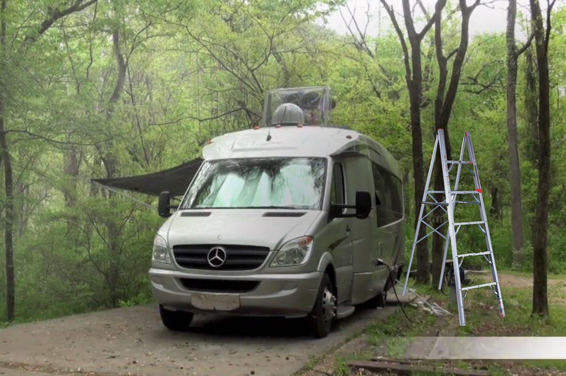 Unity U24ib One Year On Leisure Travel Vans