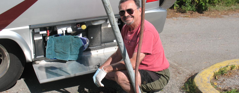 RV Maintenance Tips - Leisure Travel Vans