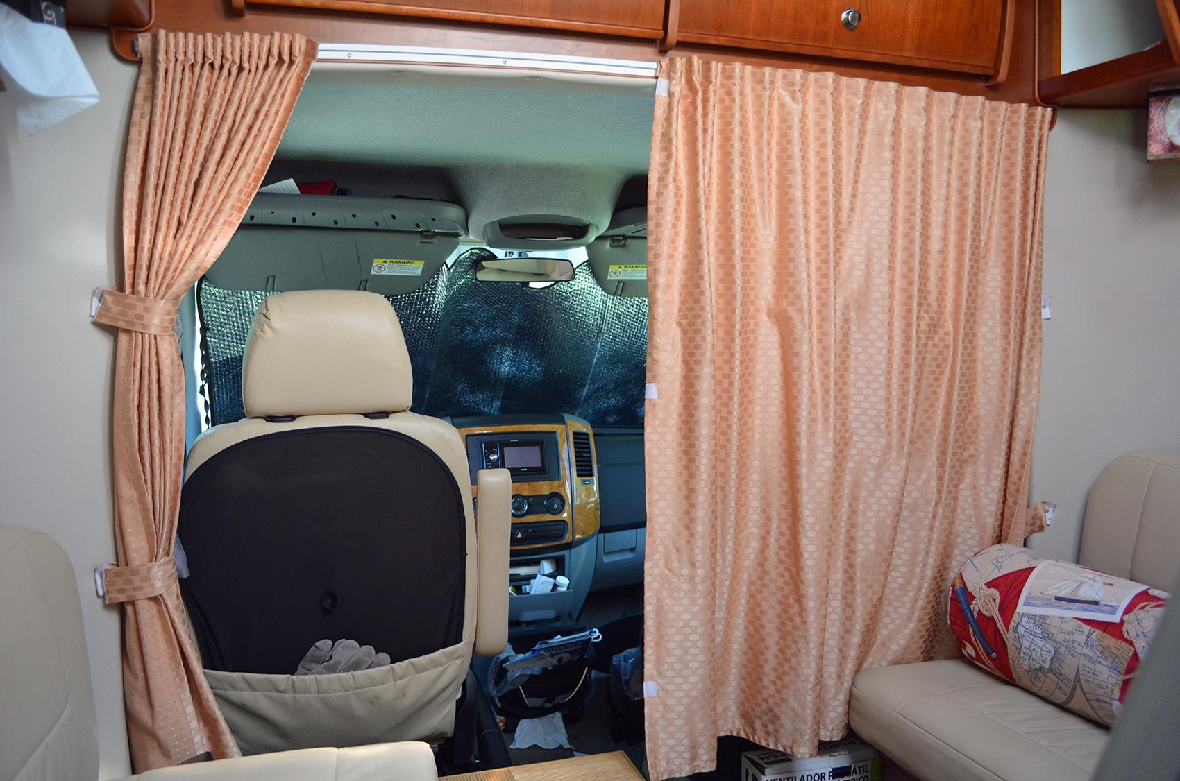 Rv curtains motorhome class a - Coach Curtain