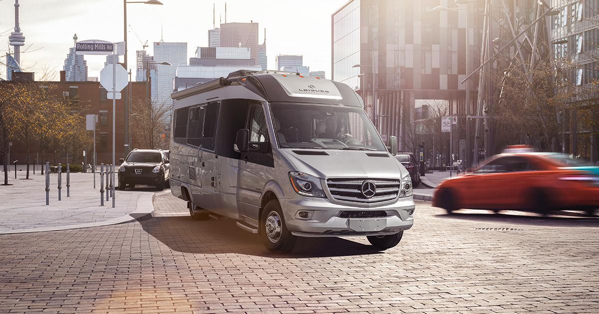 Serenity Class C Rv Leisure Travel Vans