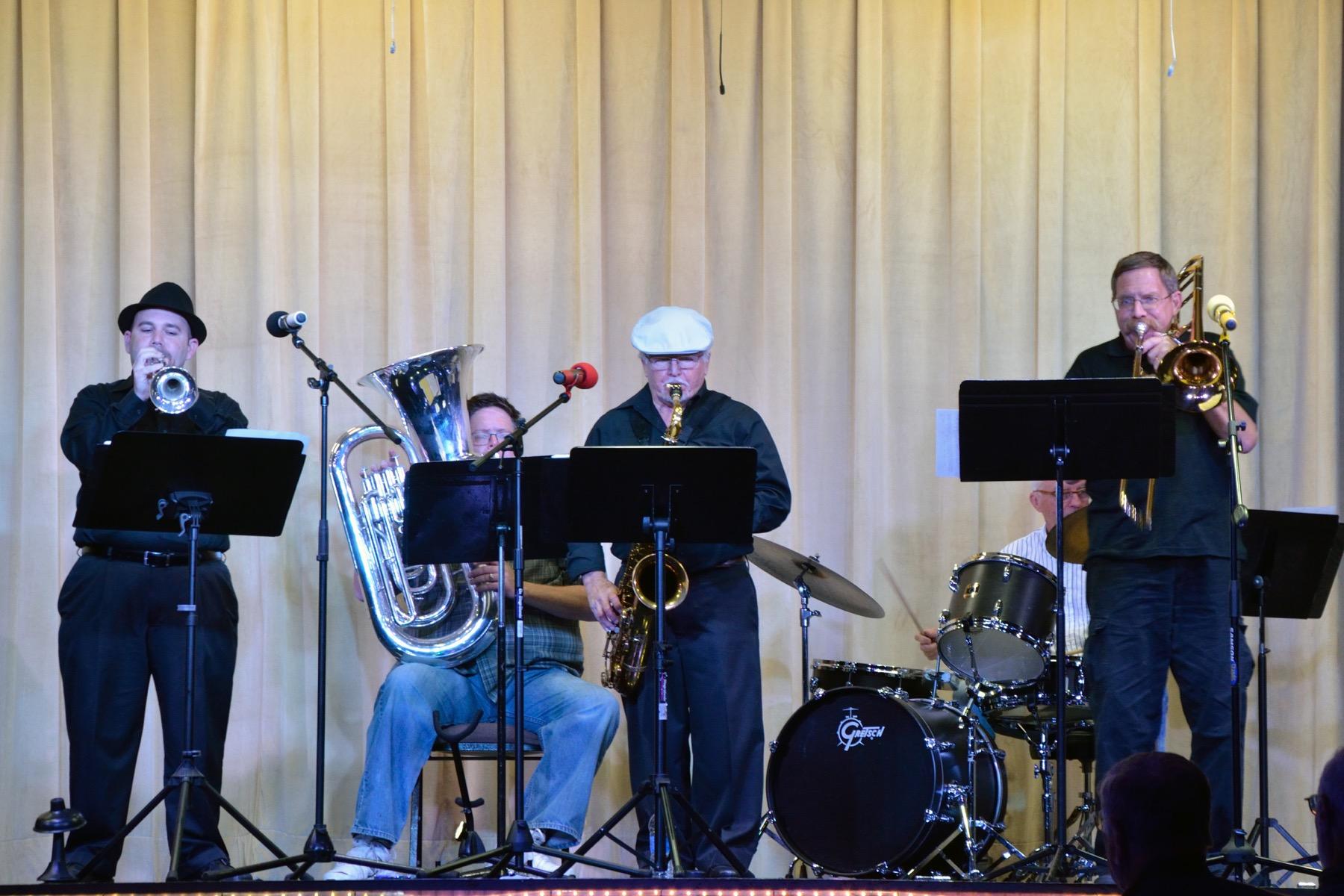 035-Dixie Land Band Entertainment