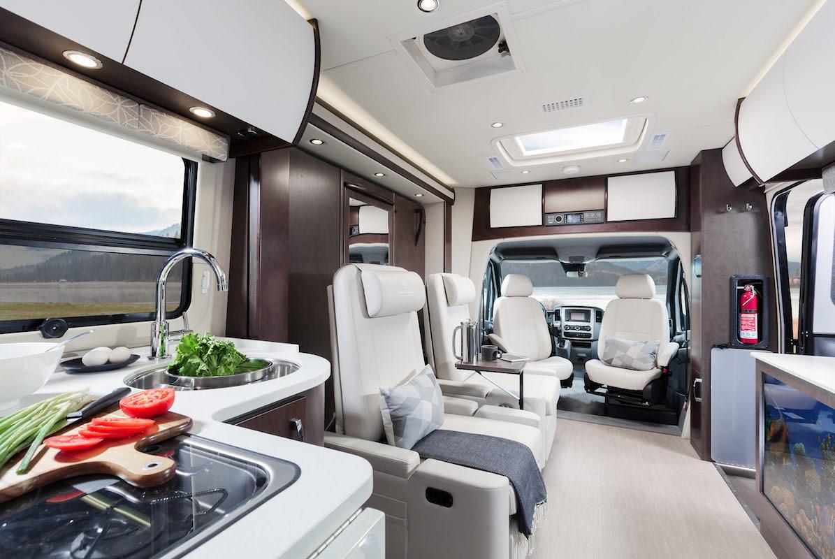 Ford Transit Rv >> Unity - Photos - Leisure Travel Vans