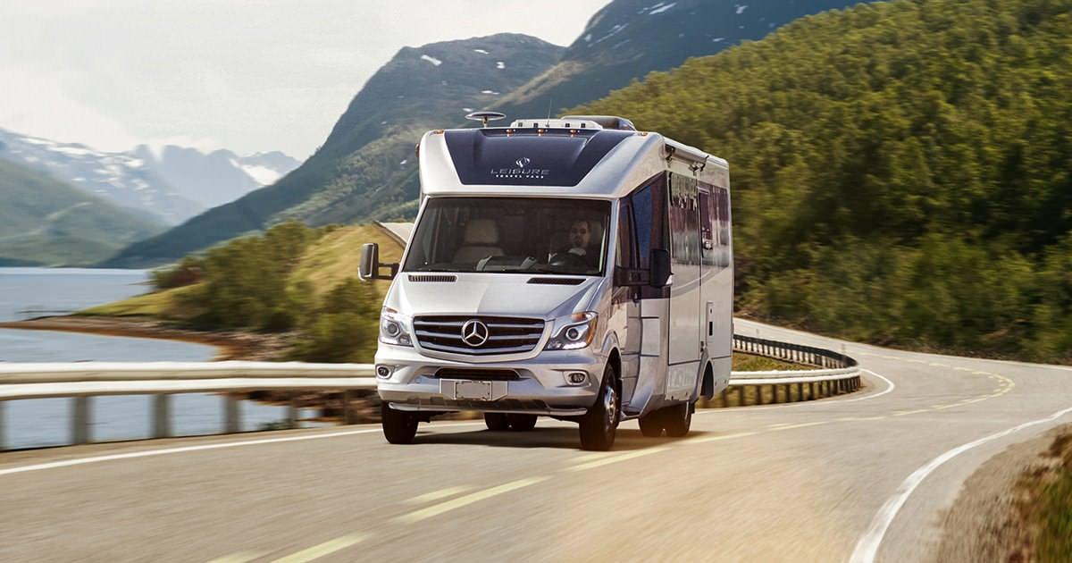 Unity Class C Rv Leisure Travel Vans