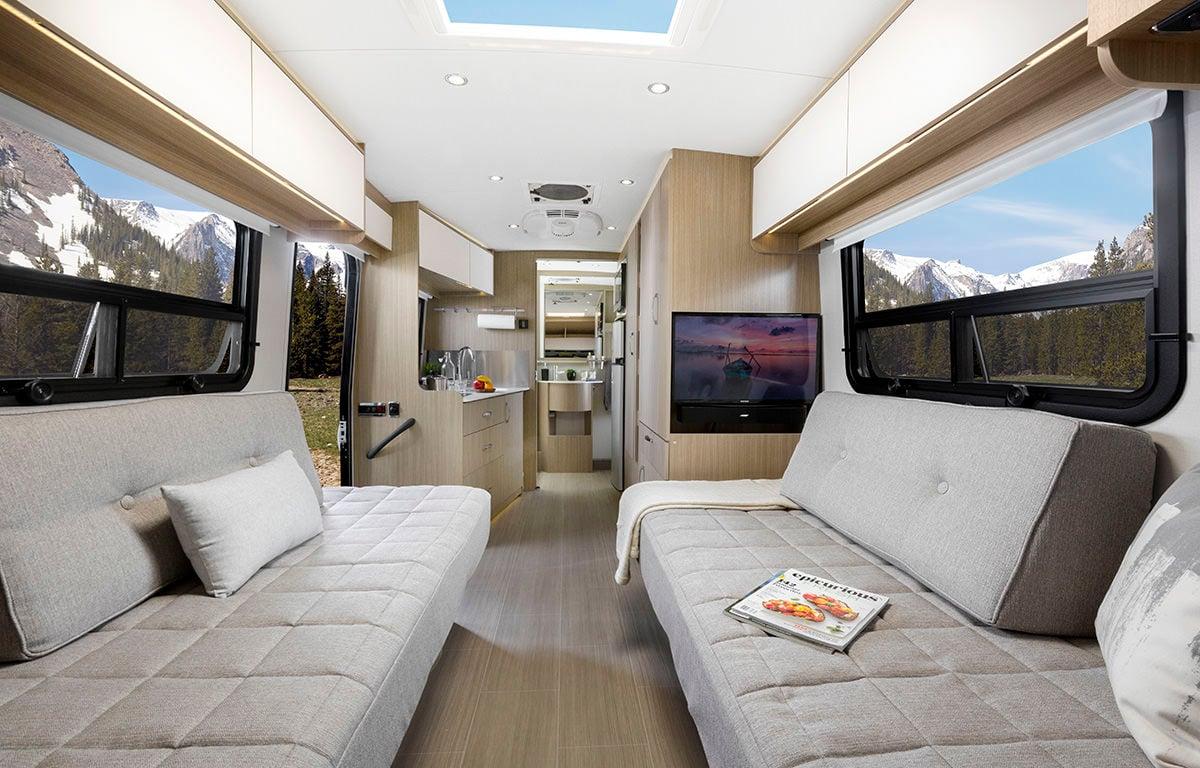 Wonder Ftb Leisure Travel Vans