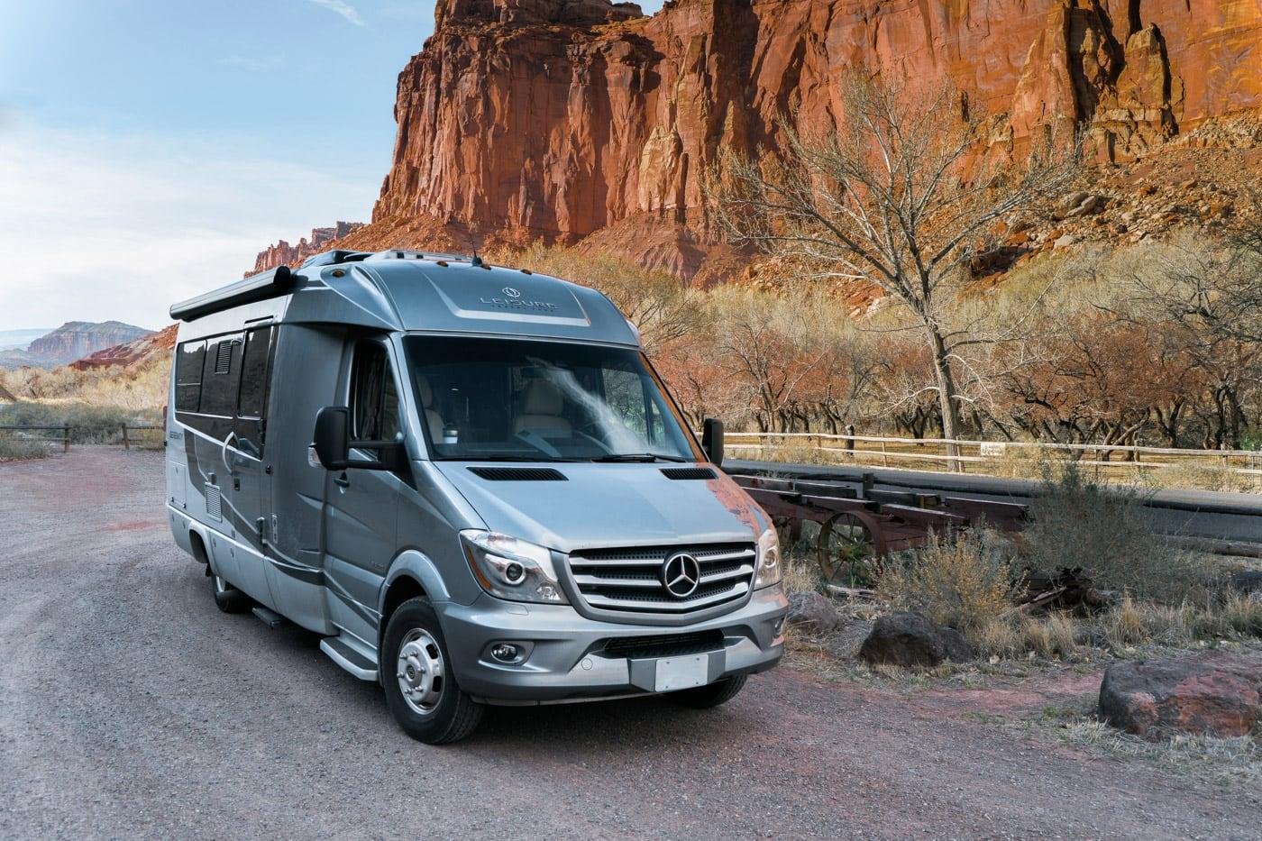 The 2017 Photo Contest Winners - Leisure Travel Vans