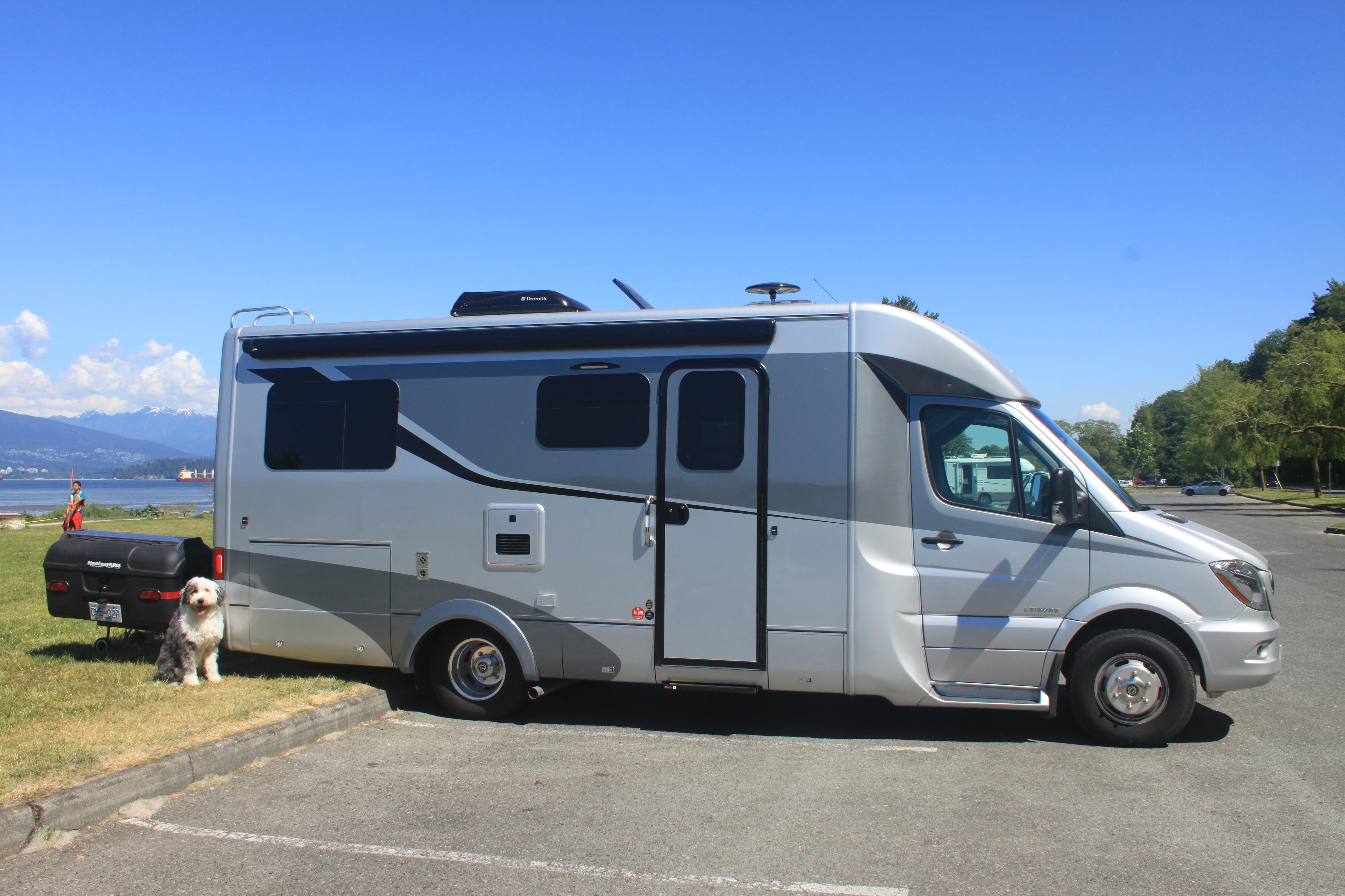 Propane Alert Resolved - Leisure Travel Vans