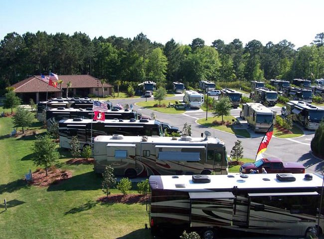 Top Campground Amp Rv Parks In The Southern United States
