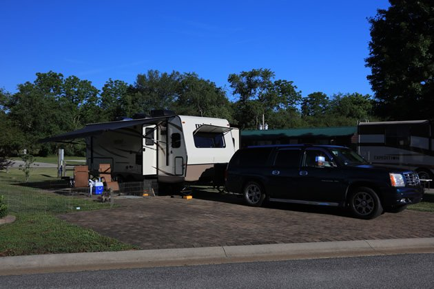 Top Campground & RV Parks in the Southern United States - Leisure