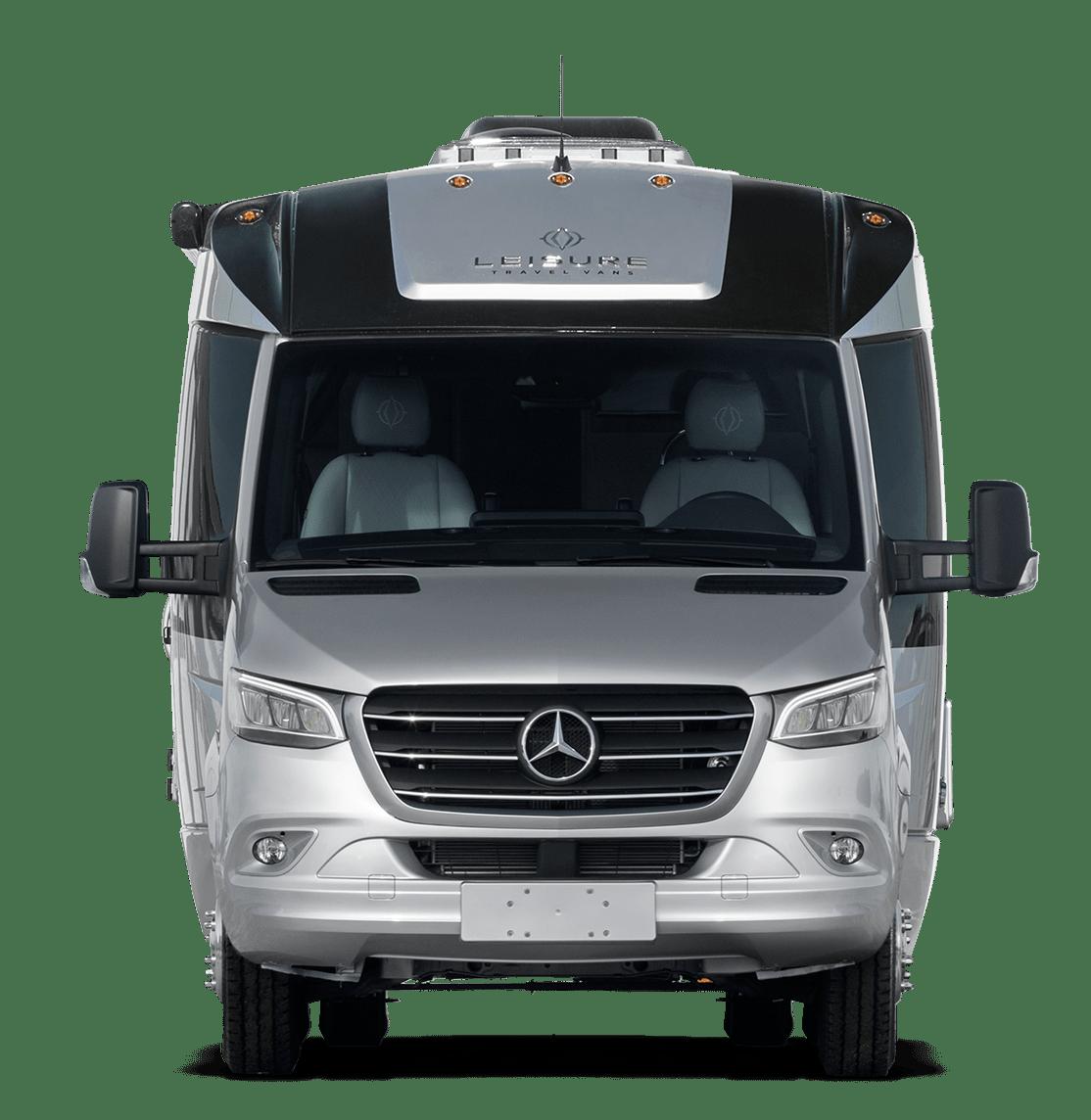 2019 Mercedes-Benz Sprinter Upgrades - Leisure Travel Vans