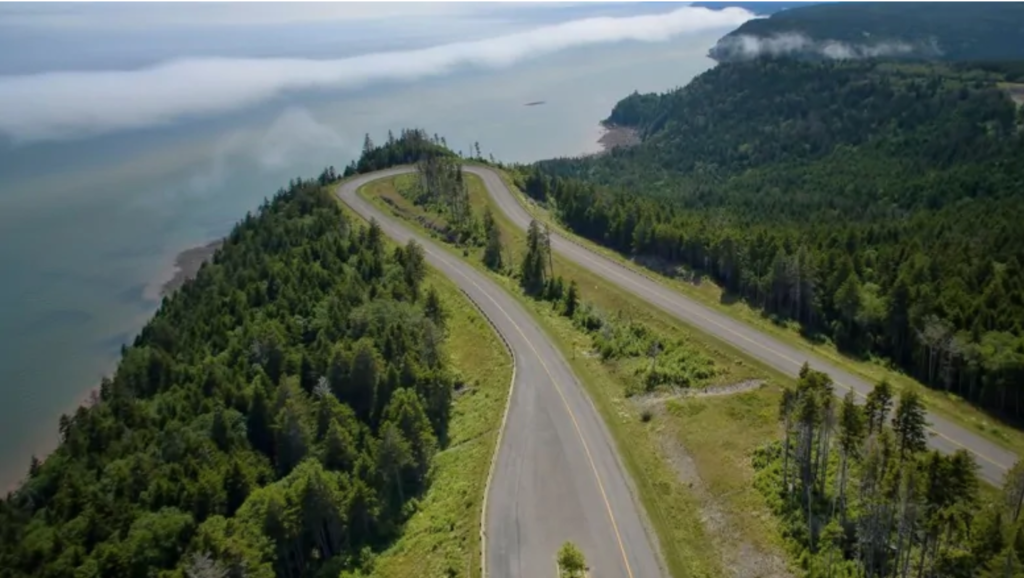 Top Scenic Drives in Canada - Leisure Travel Vans