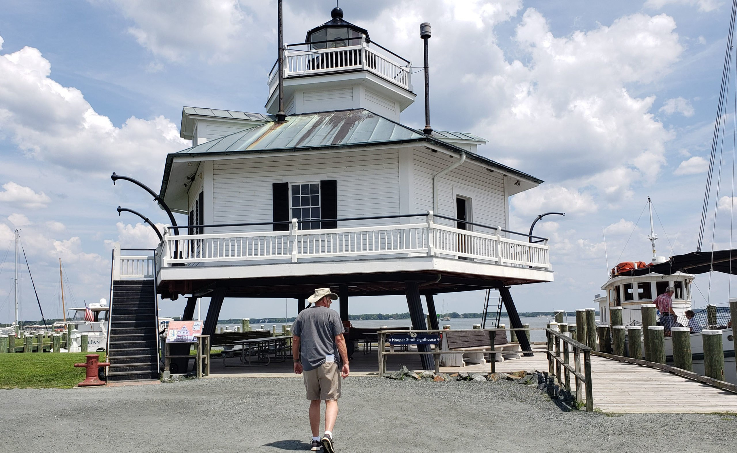 Hoope Strait Lighthouse