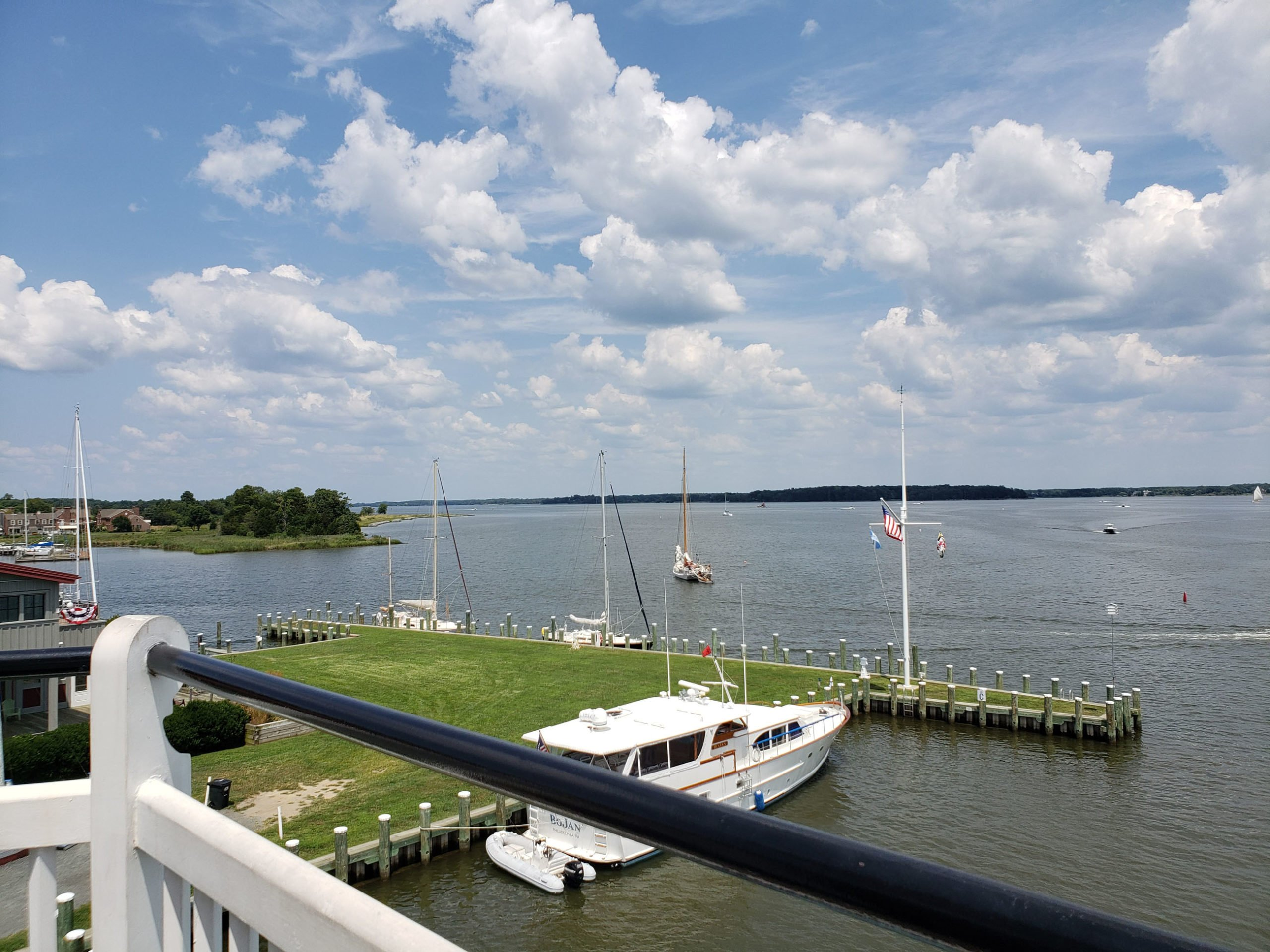 view of the Chesapeake Bay