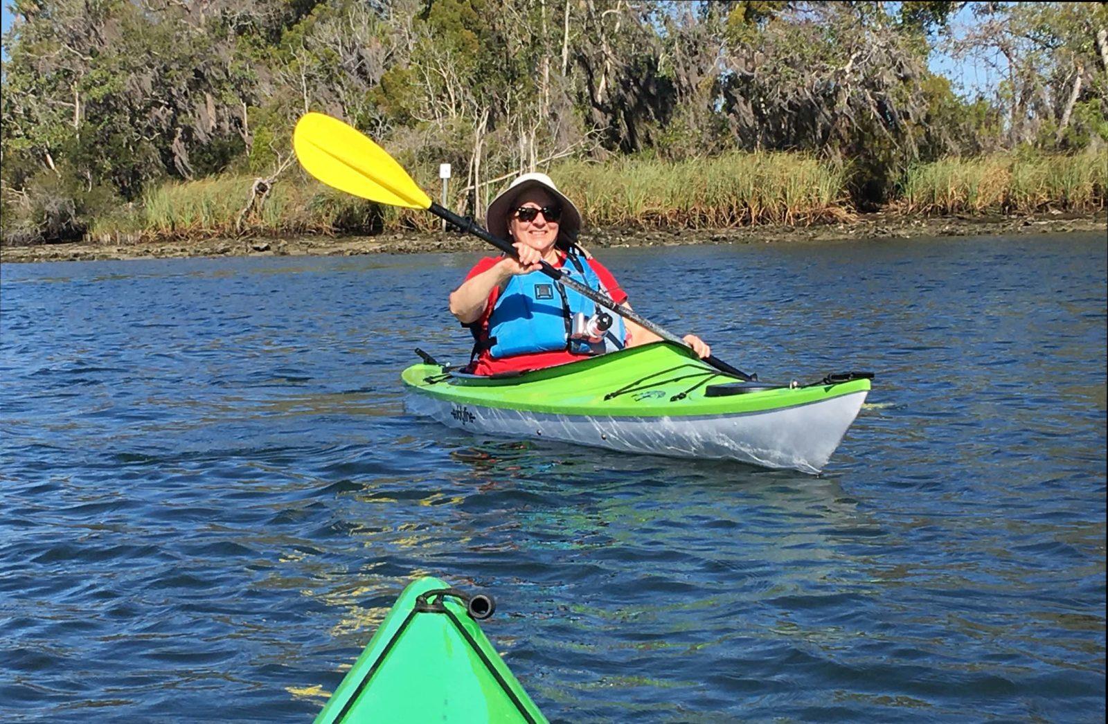 Kayaking Kings River Florida