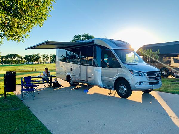 Leisure Travel Van