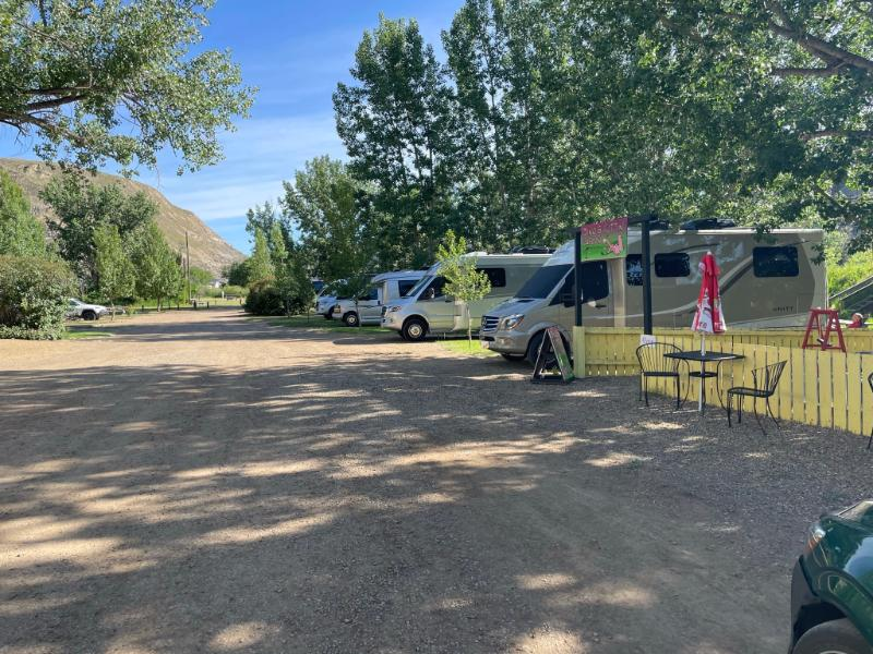 Western Sunsetters 2021 Rally in Drumheller