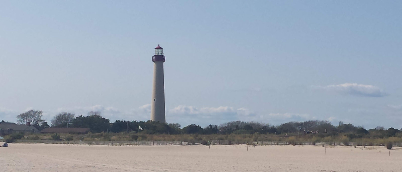 Cape May New Jersey Lighthouse