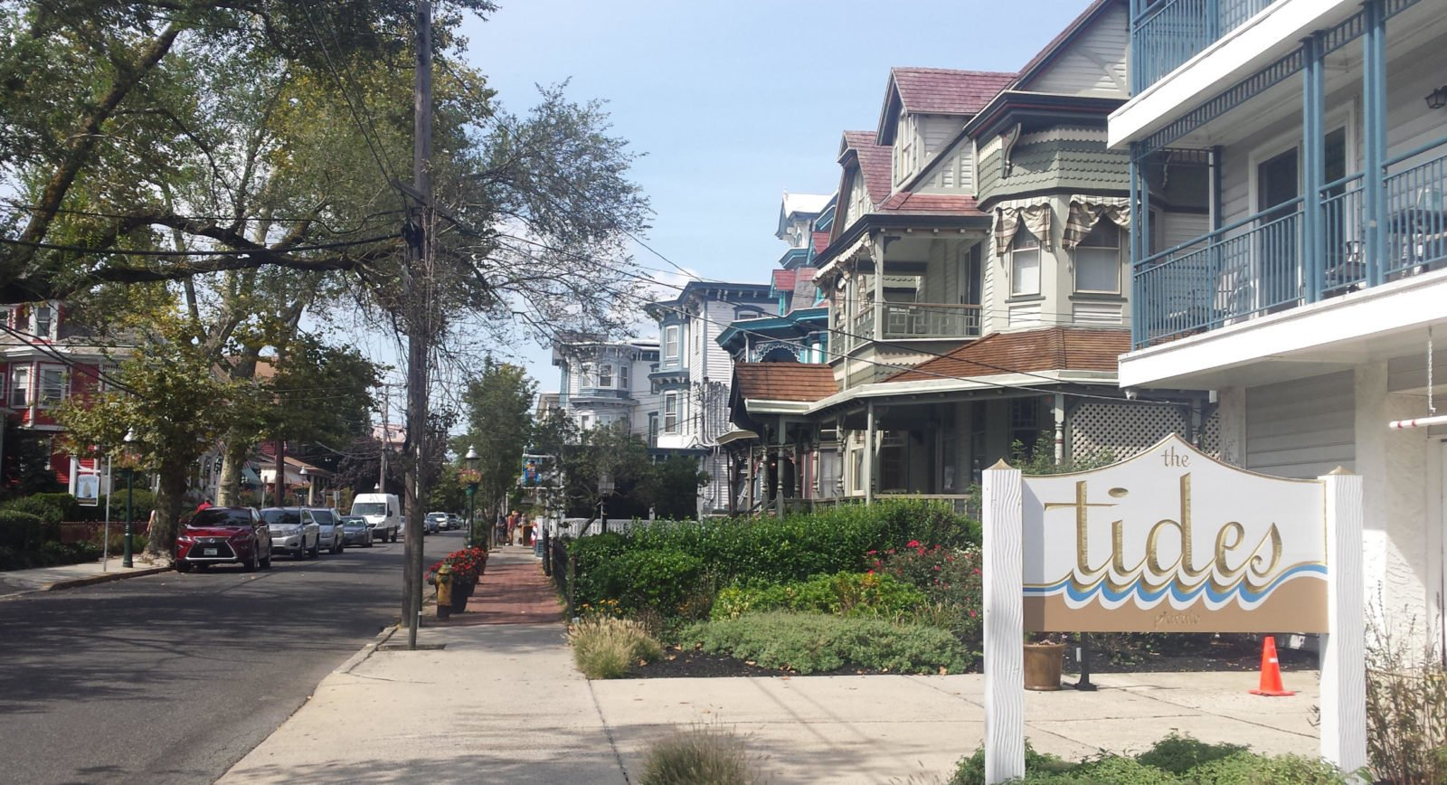 cape may victorian homes